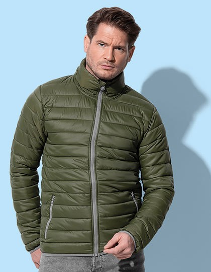 Padded Jacket Design