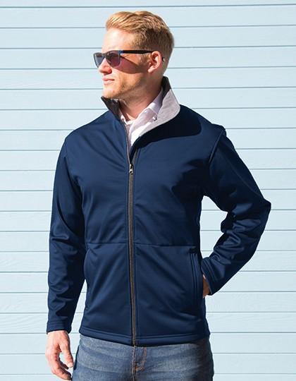 Softshell Jacket Design