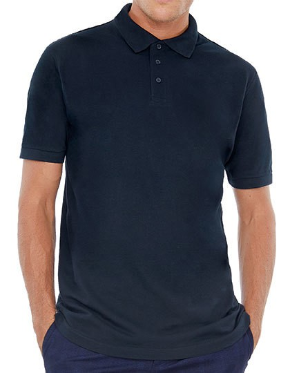 Polo Safran / Unisex-Design