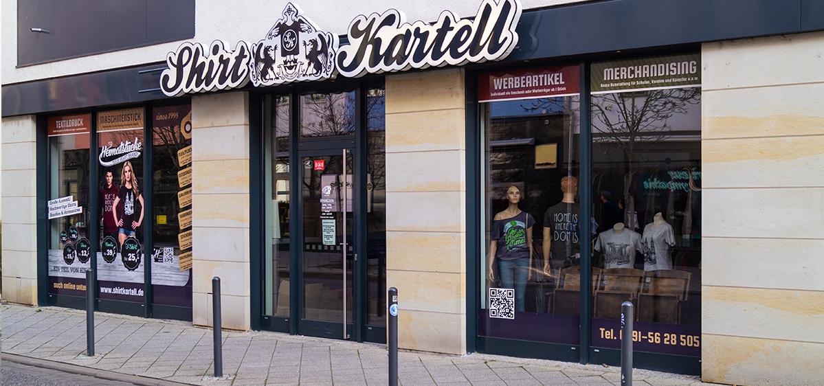 Shirtkartell-Store