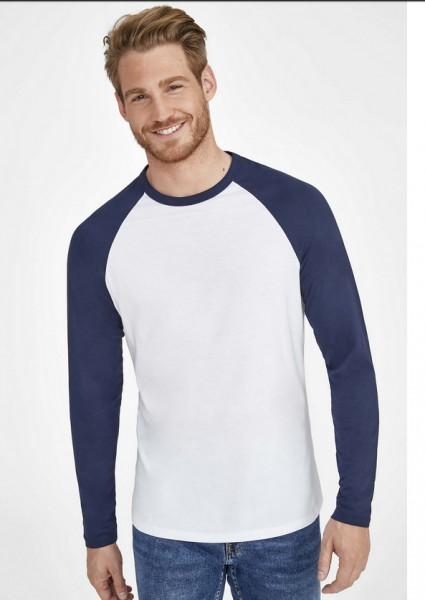 Men`s Funky Long Sleeve T-Shirt Design
