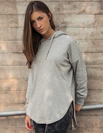 Ladies` Oversized Hoody Design