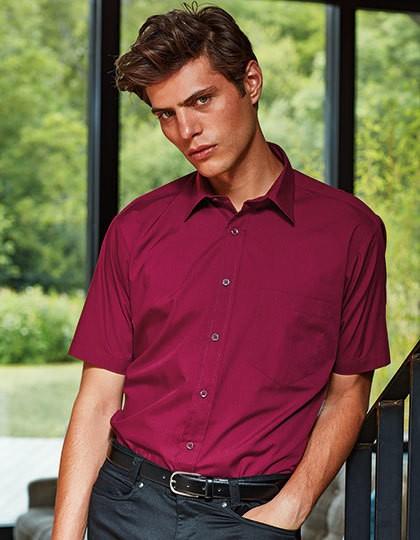 Poplin Short Sleeve Shirt (Herrenhemd/Kurzarm) Design